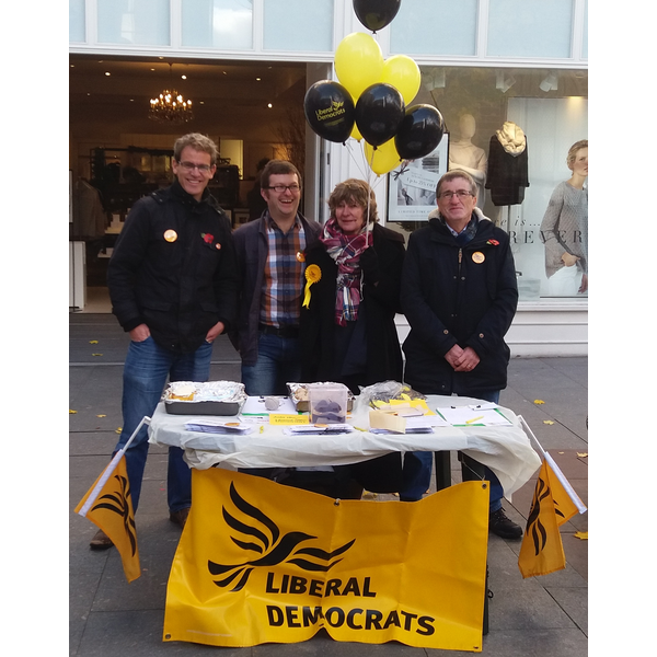 Liberal Democrats in Exeter
