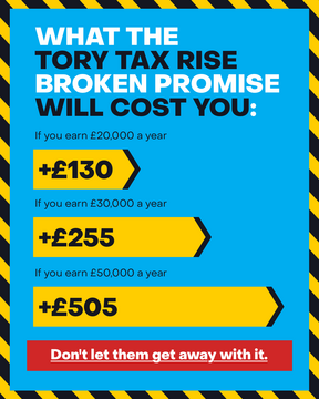 What the National Insurance rise will cost you (Liberal Democrats)